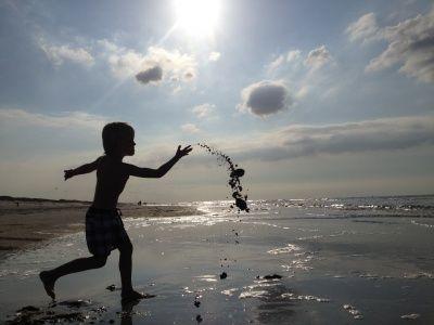 Zon, zee en zand op Ameland