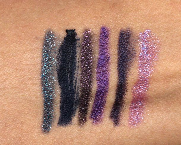 With 40 Shades Urban Decay S Recently Relaunched 24 7 Glide On