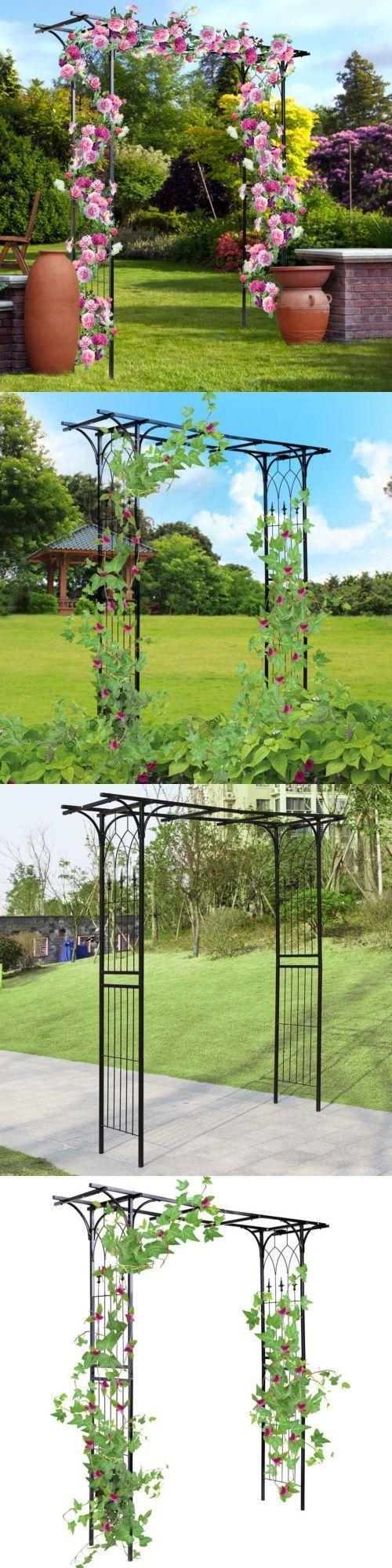 Arbors Und Bogen 180993 Pergola Torbogen Garten Hochzeits Rosen Bogen Blumen Aufstieg