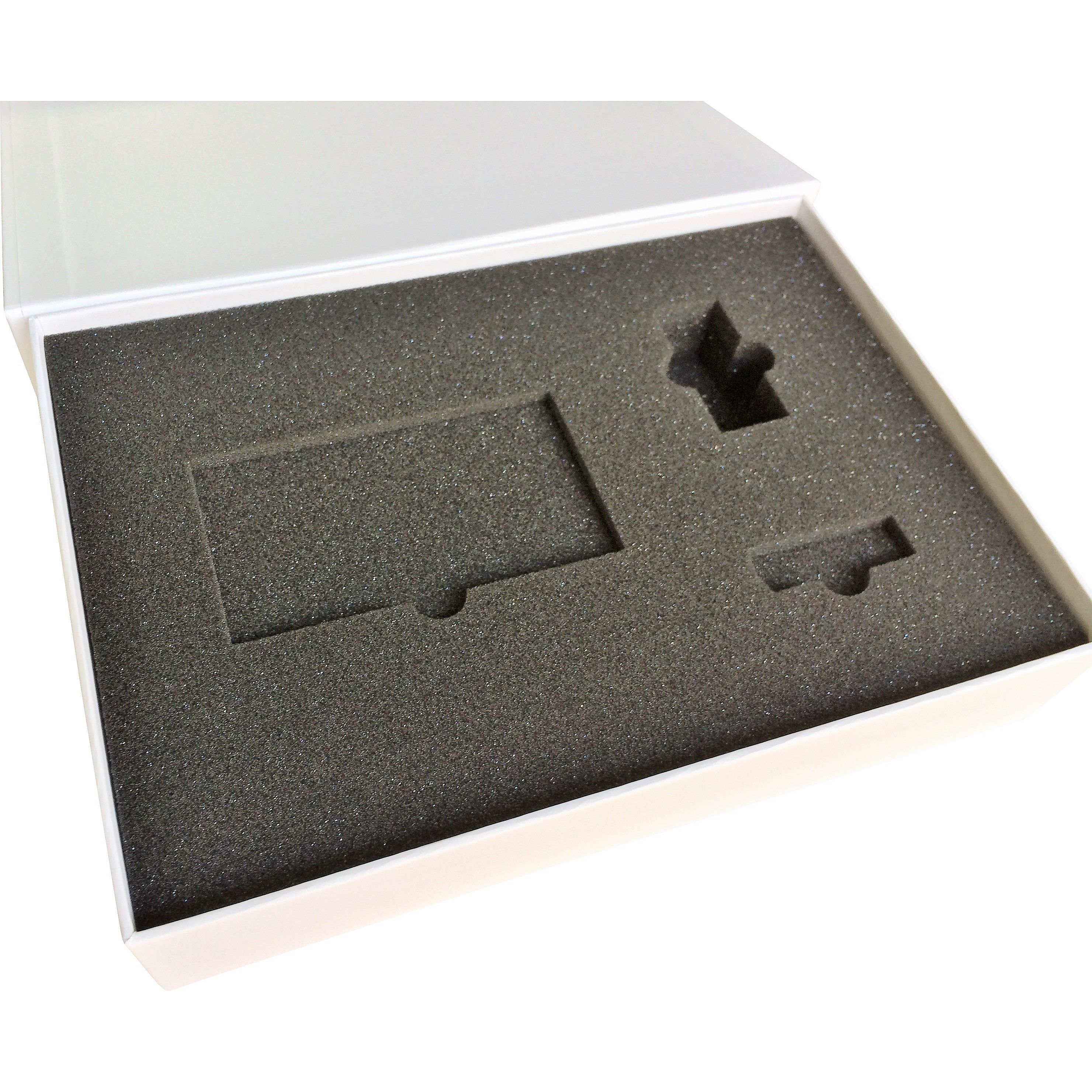 Pin On Boxes With Custom Die Cut Inserts