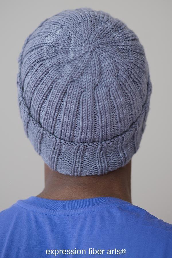 Boyfriend Beanie Knitting Patterns Pinterest Expression Fiber