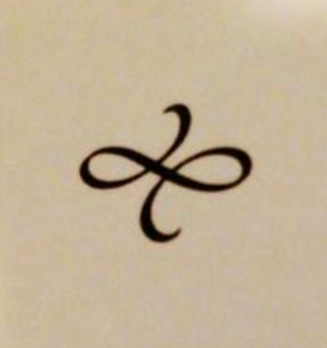 Celtic Symbol Friendship Tattoo