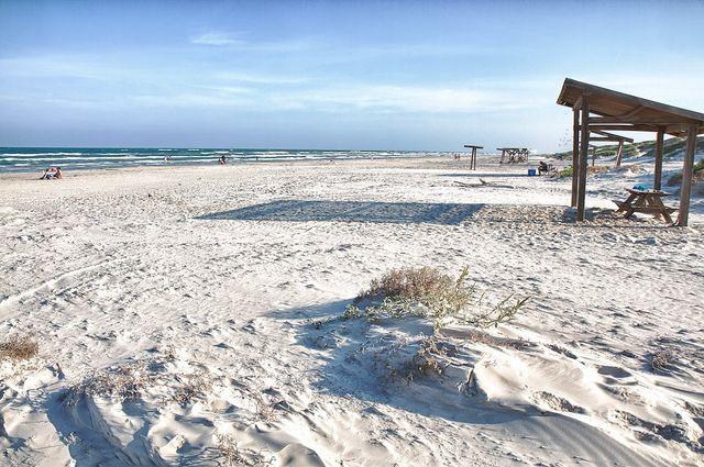 Corpus Christi Texas Beaches Malaquite Beach Flickr Photo Sharing