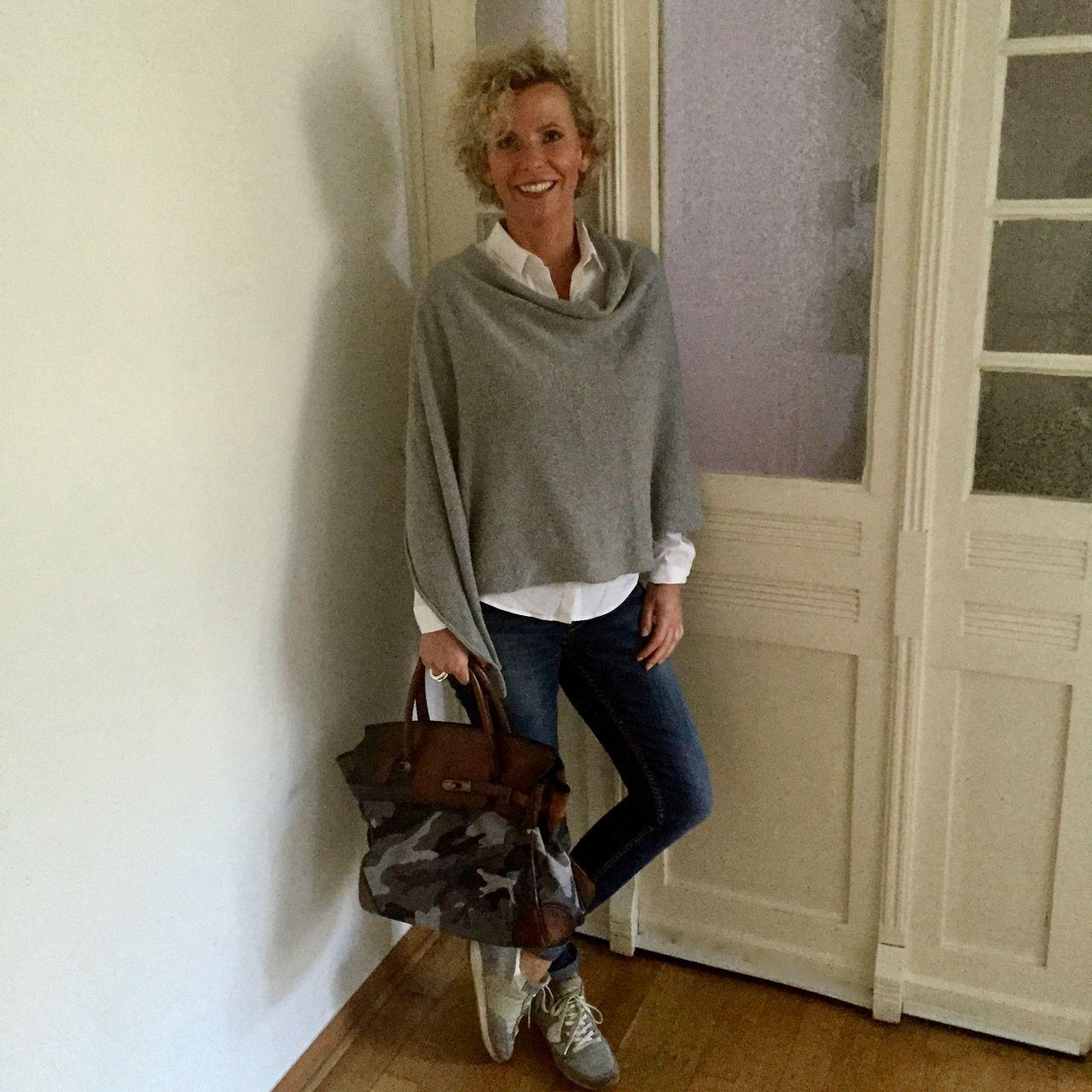 Die weisse Bluse - DAS Basicteil   Mode   Fashion, Fashion ...