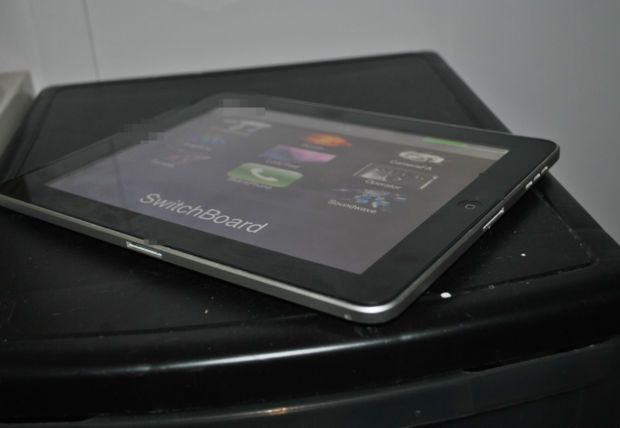 iPad prototype with two docks sells for £6,500 | CNET UK