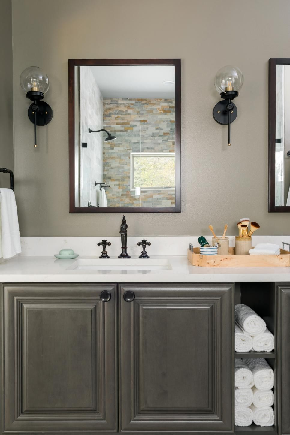 Master Bathroom Pictures From DIY Network Ultimate Retreat ...