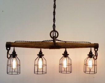 Lampadario Allaperto : Image result for diy rustic chandelier lampada pinterest