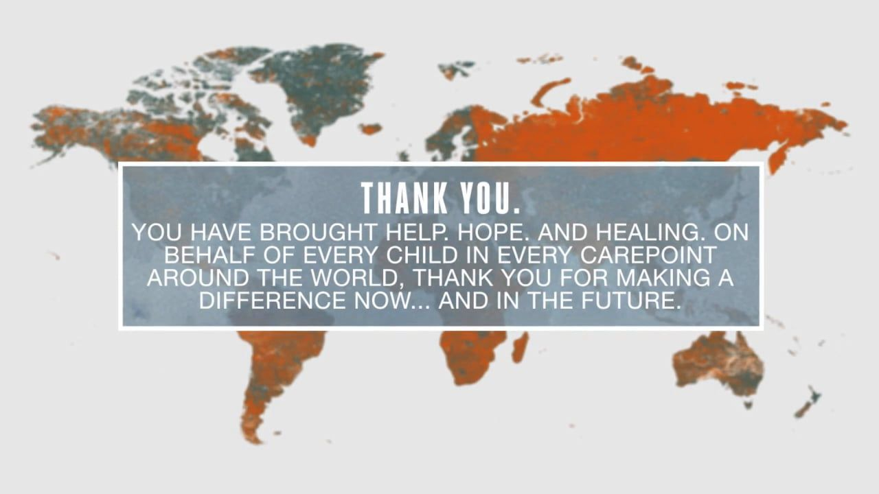 Hope Chest is bringing hope to orphaned children around the world.  What a impact they're making! #givingback2kids