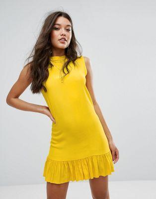 3328e4b20d92 Missguided Drop Hem Swing Dress