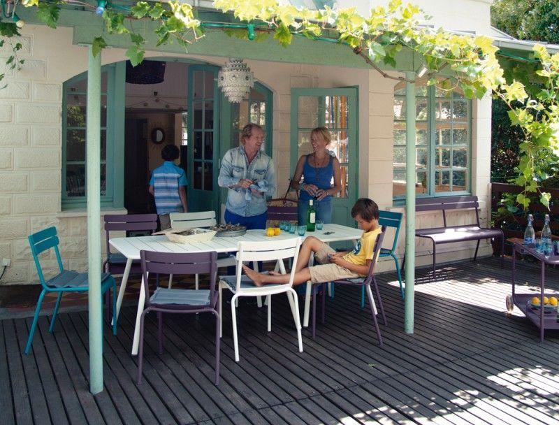 31 idées déco de mobilier de salon de jardin | Outdoor seating ...