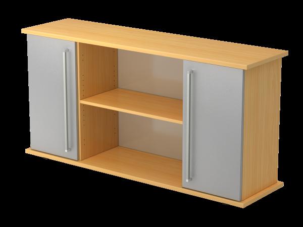 Sideboard 2 Turen 166cm Ce Buche Silber Sideboard Buche Einrichtung Und Sideboard Modern