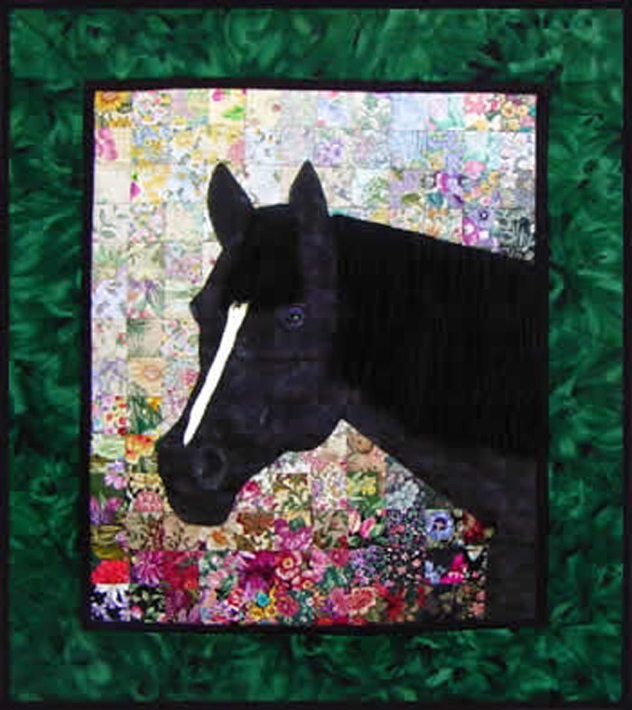 favequilts quilt saddle at races the patterns id art day quilts com up horse