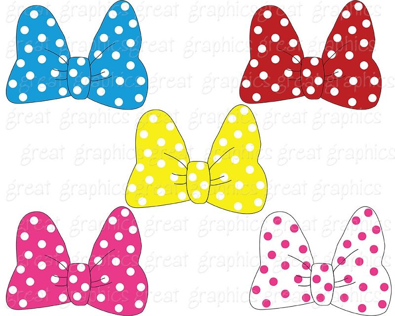 Minnie Mouse Bow Printable 19 Of 20 Minnie Mouse Bow Minnie Minnie Mouse Clipart