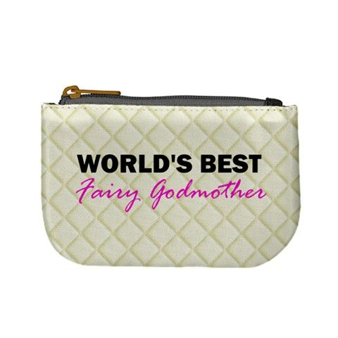 World's+Best+Fairy+Godmother+Mini+Coin+Purse