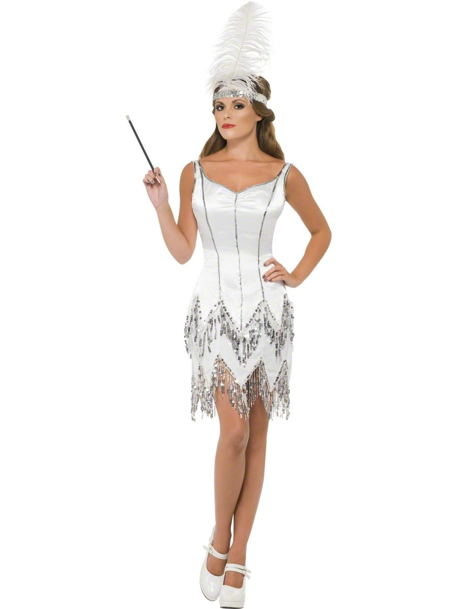 adult fever flapper dazzle costume | halloween | pinterest