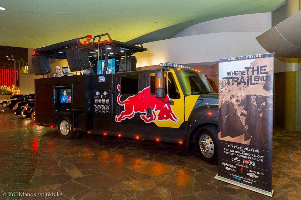 Food Trucks At Car Meets Las Vegas