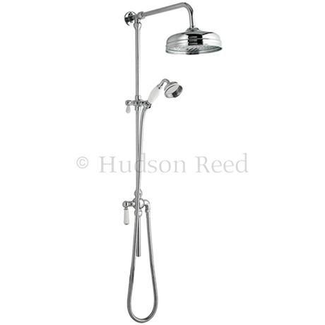 Hudson Reed Victorian Grand Rigid Riser Kit With Diverter Am312