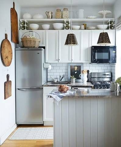 13 tiny house kitchens that feel like plenty of space | Cabinet ...