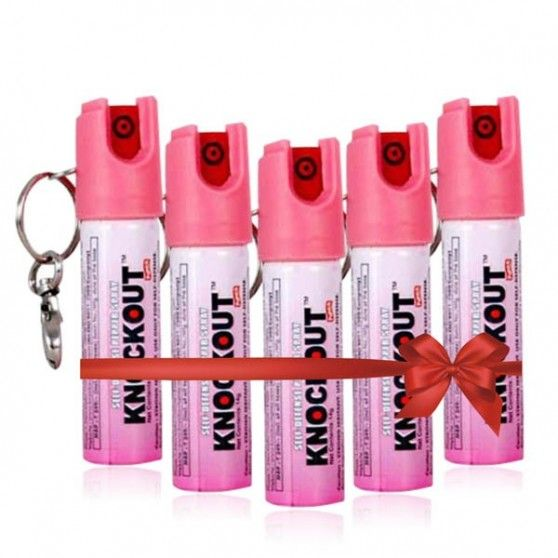 Knockout Pepper Spray Punch - Pack of 5