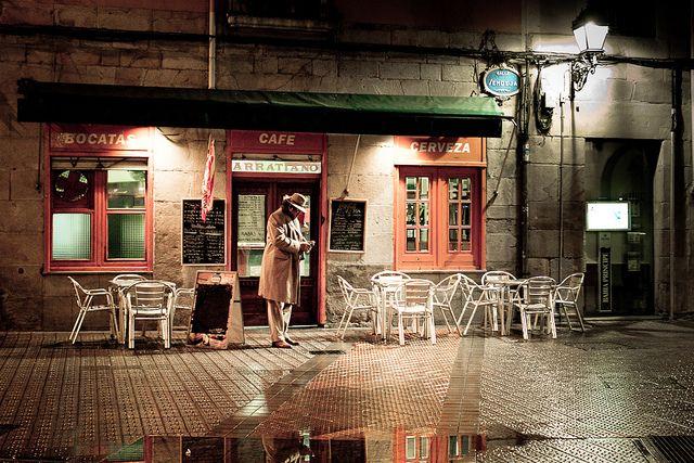 el tiempo en Bilbao en otoño