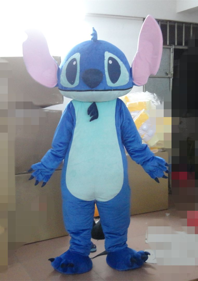 e4bbf5793 Custom Made animal mascot Lilo & Stitch Mascot Costume Stitch Mascot  Costume Lilo & Stitch Cosplay Costume for adults #Affiliate