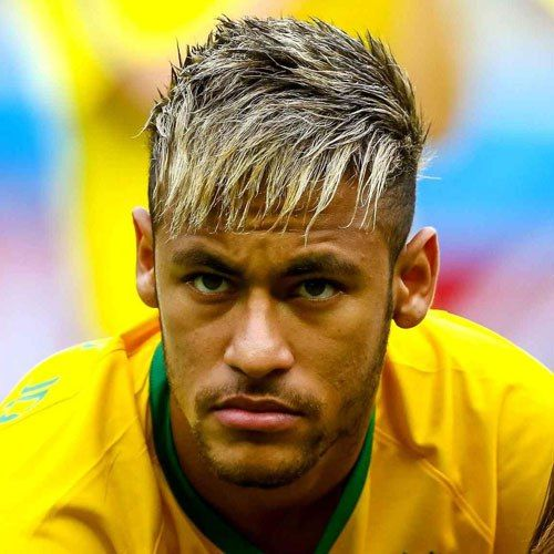 Pin By Ka23 Queen On Neymar Jr Neymar Jr Hairstyle Hairstyle Neymar Mens Hairstyles