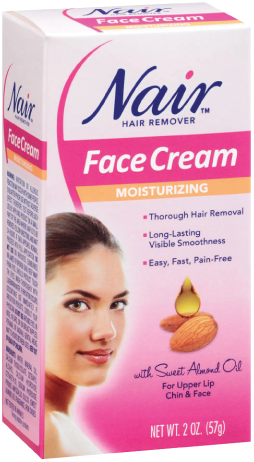 Hair Removal Cream That Contains 100 Natural Ingredients And