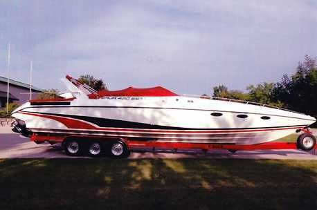 1991 Baja 420es Boat For Sale Ads Used And New Boat Boats For Sale Baja Boats For Sale