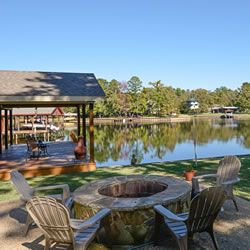 One Of The Many Wonderful Settings To Enjoy And Fun On Lake Cypress Springs Waterfront Homes Lake House Real Estate