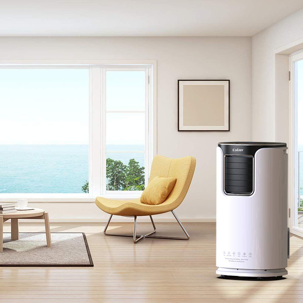 Colzer 14000 btus portable air conditionerwindow ac unit