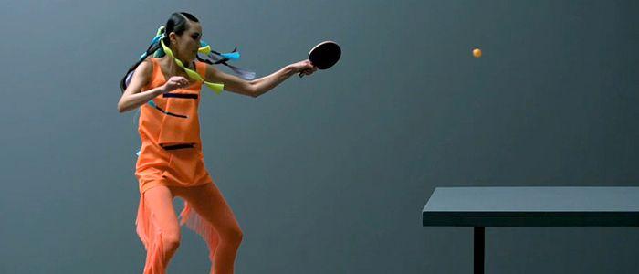 8 Fashion Conscious Female Table Tennis Players Table Tennis Player Tennis Tennis Fashion