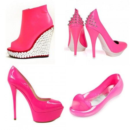 quirkin.com pink-shoes-17 cuteshoes