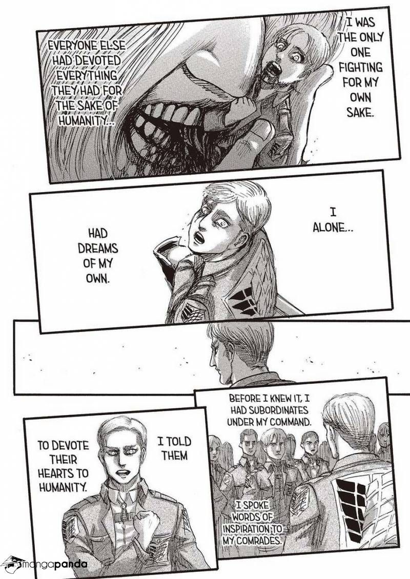 shingekinokyojin76 8/46 Attack on titan, Manga