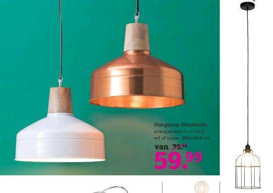 Lamp Leenbakker