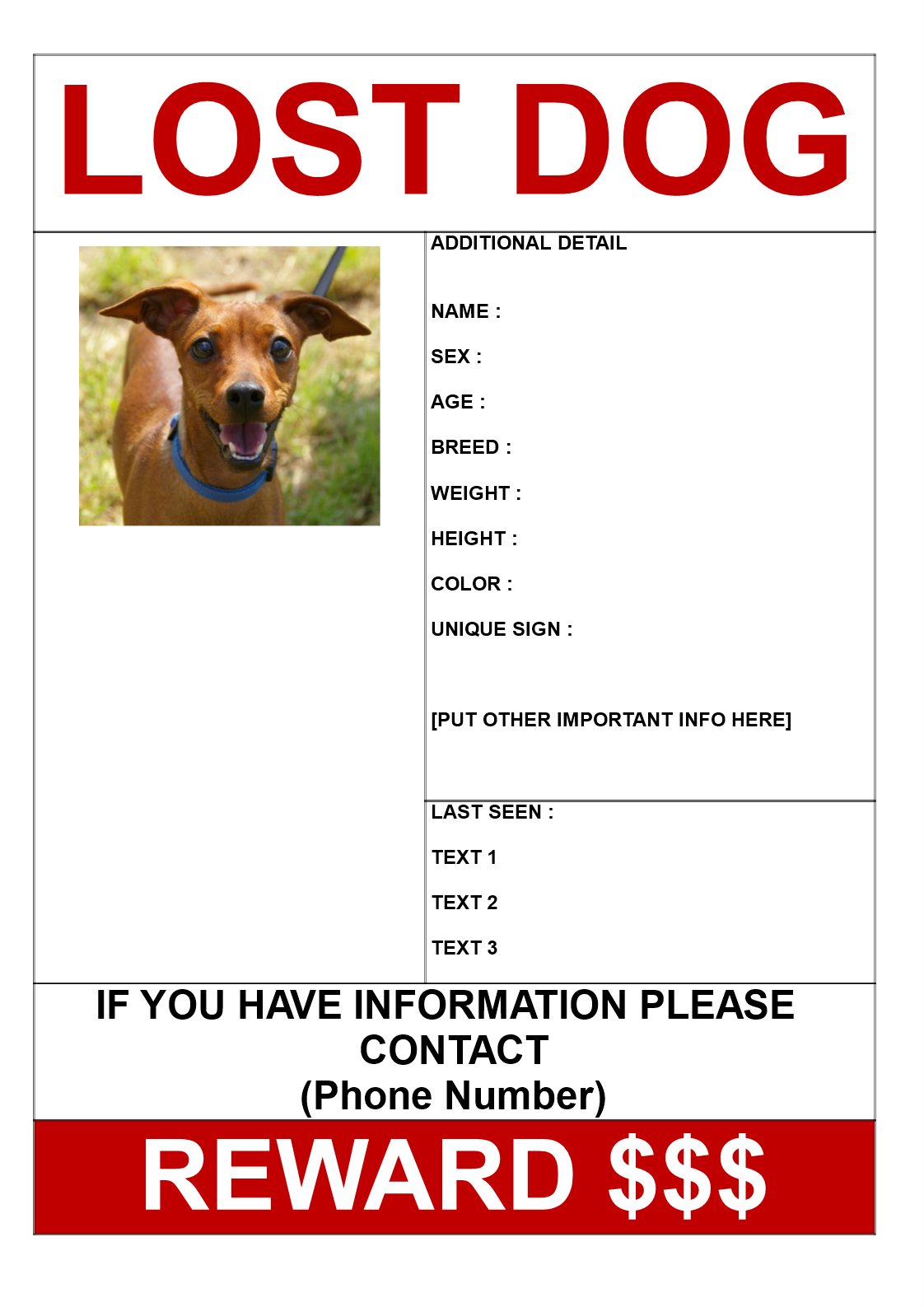 missing reward poster template koni polycode co