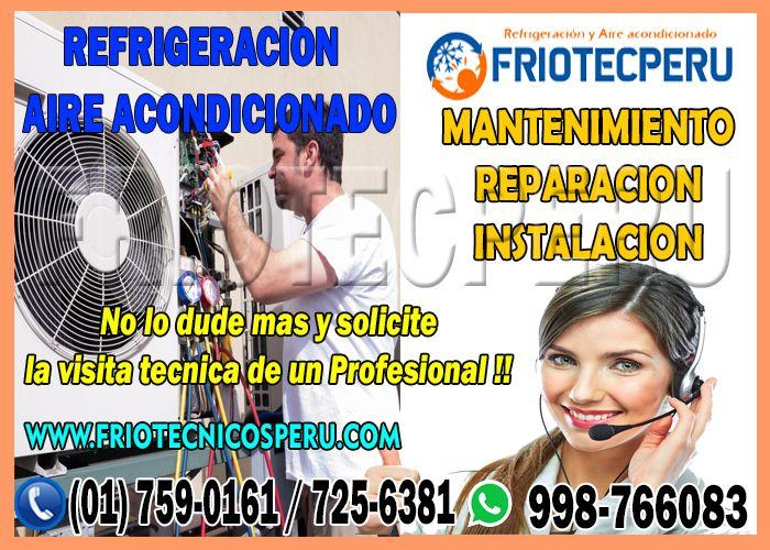 INSTALACIÓN DE AIRE ACONDICIONADO* ((7590161)) LA VICTORIA