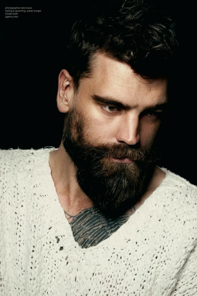 Luke Kuisis Photography #beard #tattoo #BrrRogers | Me ...