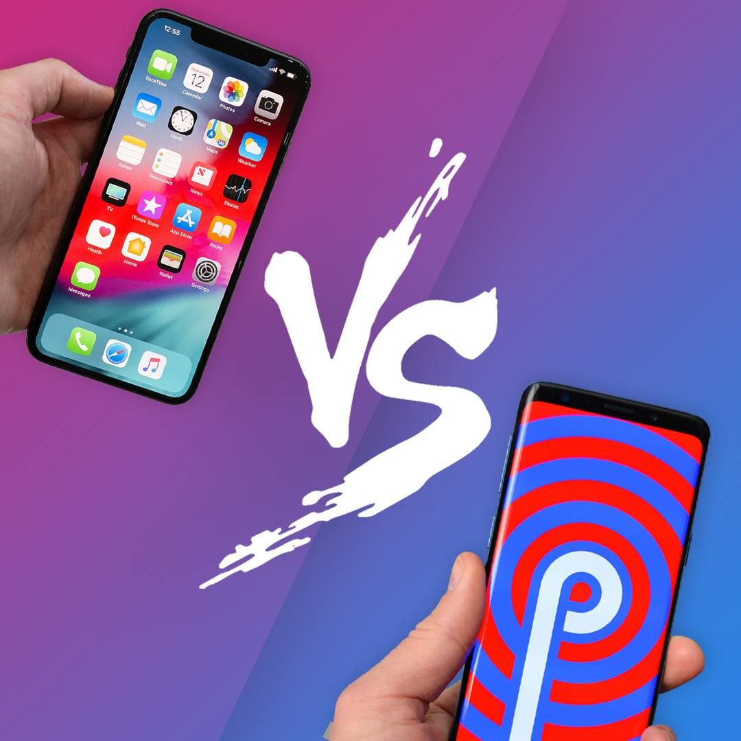 iPhone vs Android The Ultimate Showdown Part 1 Iphone