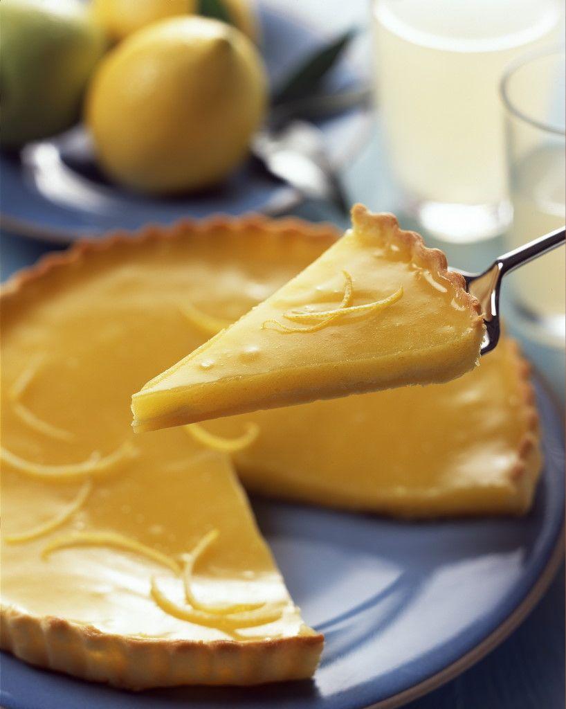 Envie d'une recette de Dessert facile et rapide ? Découvrez cette recette de Tarte gourmande au citron par Croquons la vie. #dessertfacileetrapide