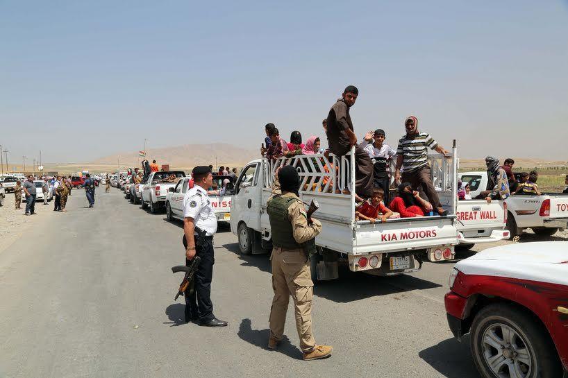 El Estado Islámico asesina a 80 yazidíes que rechazaron convertirse al islam - Aleteia
