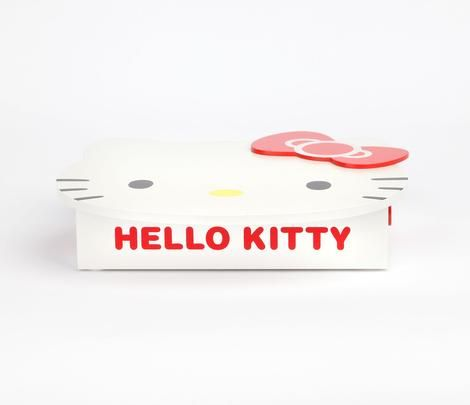 Hello Kitty Die-Cut Jewelry Box: Pearl