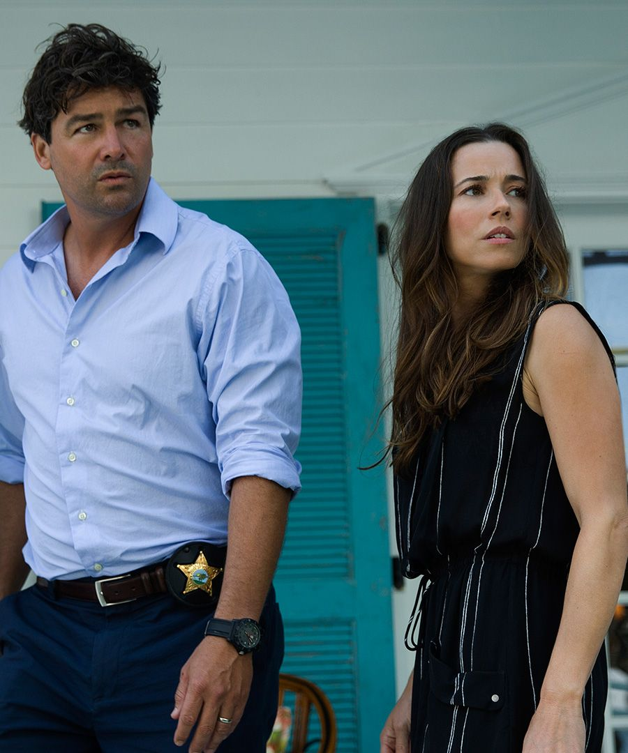Linda Cardellini talks about her new Netflix series, Bloodline and why she decided to join the show.