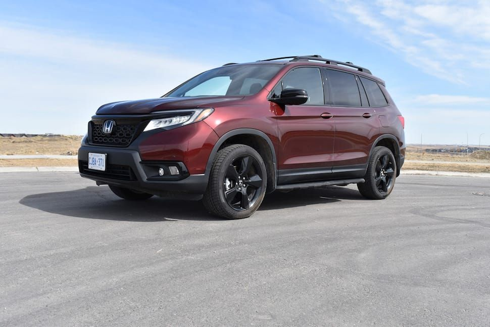 2019 Honda Passport Review Honda
