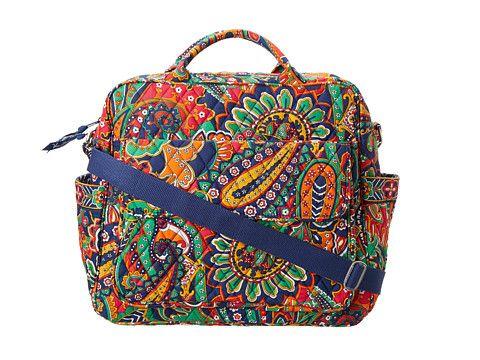 Vera Bradley Convertible Baby Bag Venetian Paisley Zos Free Shipping Both Ways