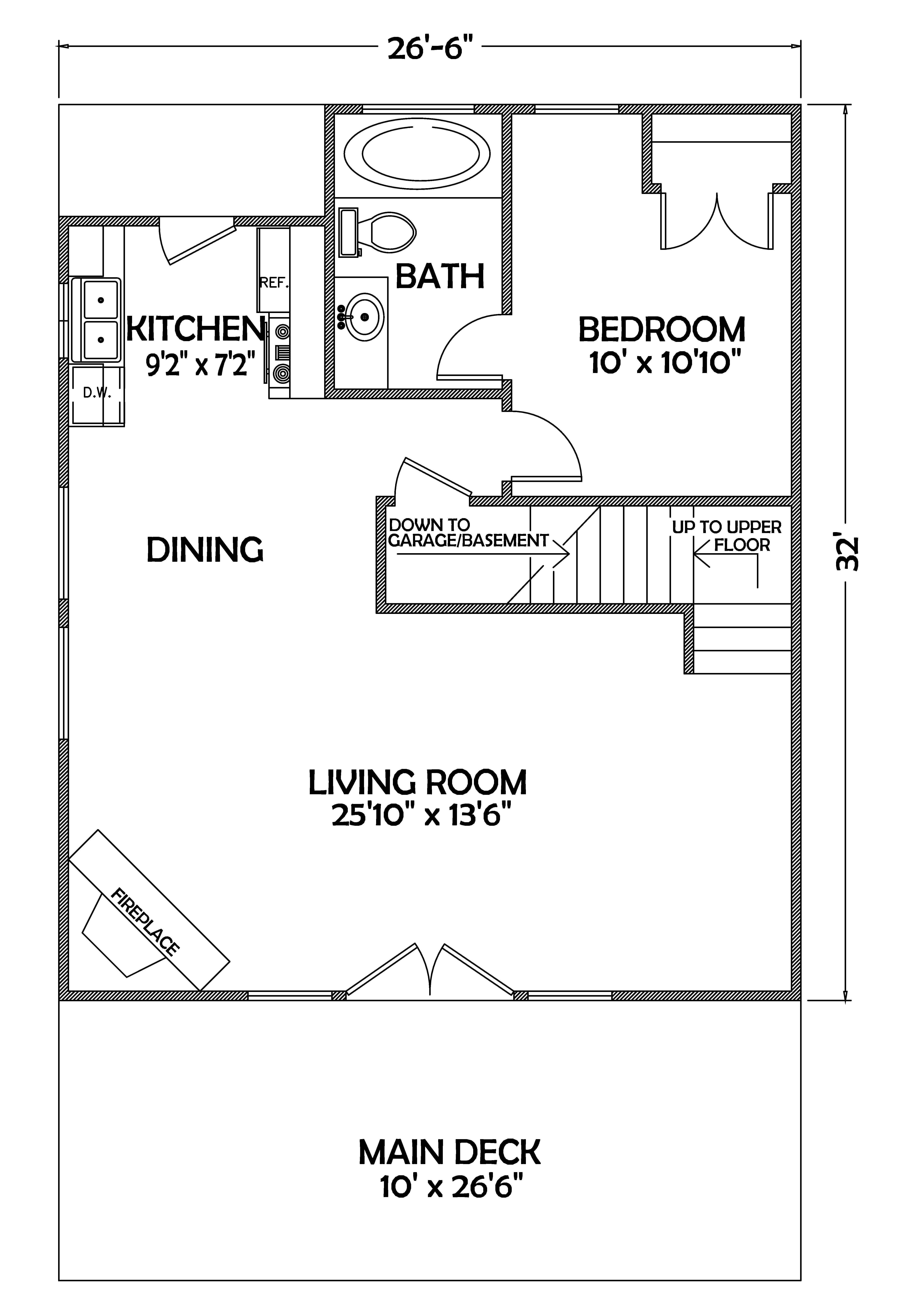 Cabin Plan 122i House Plans By Dsms Cabin Plans House Plans Cabin