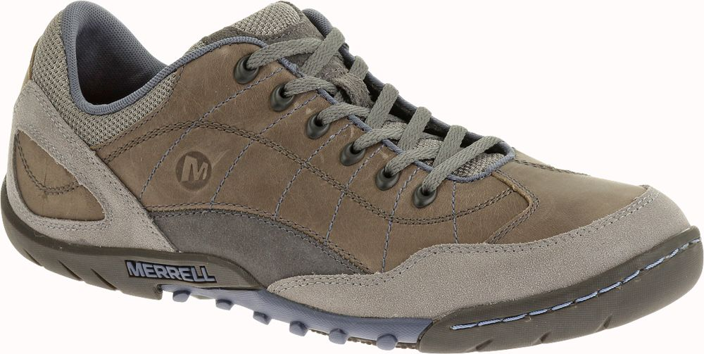 Merrell Mens Sector Pike Leather Shoe