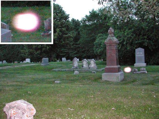 Assombrado: Orbs: O que são, fotos, vídeo. Mais: Aprenda a diferenciar fantasma de poeira!
