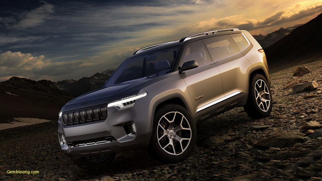 2020 Jeep Grand Cherokee Concept Redesign And Review Car Price