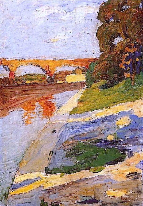 Wassily Kandinsky Art Paintings Biography Quotes Kandinsky Art