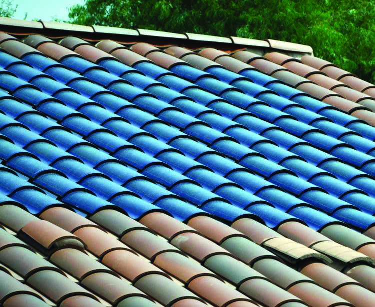 Conveniences And Drawbacks Of Solar Roof Tiles That You Need To Understand About Homes Tre Solar Roof Solar Roof Tiles Solar Roof Shingles